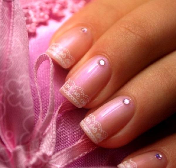 lace nail art 3