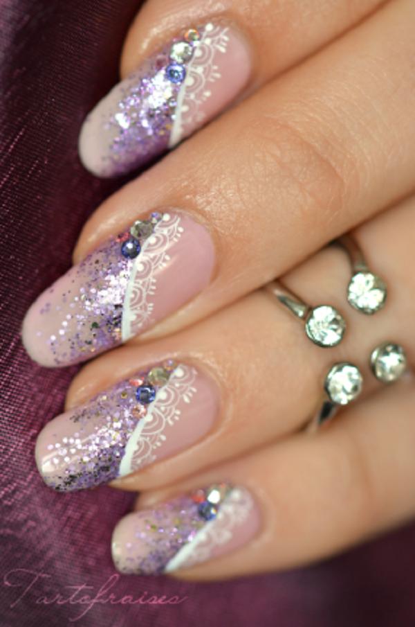 lace nail art 30