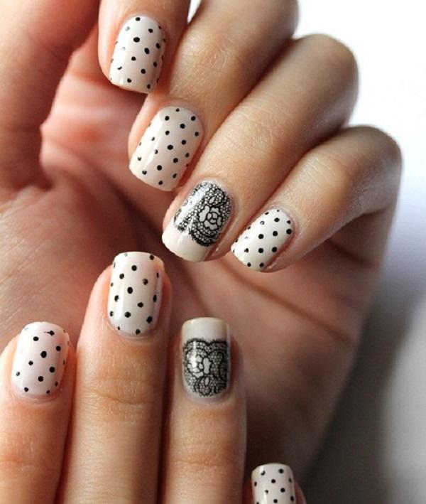 lace nail art 34