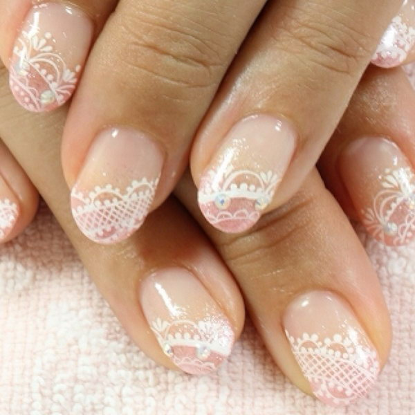 lace nail art 42