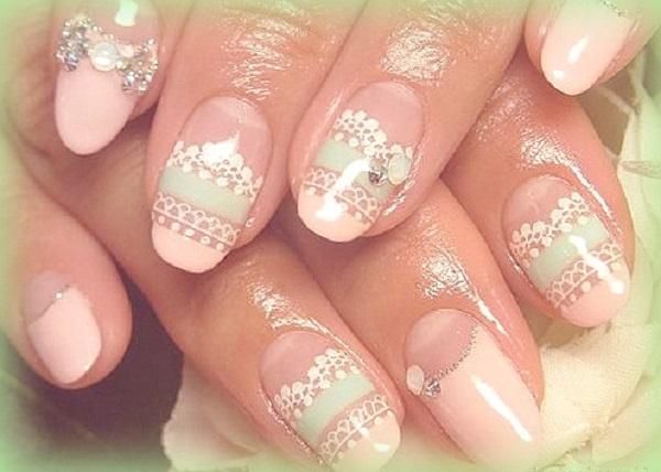 lace nail art 46