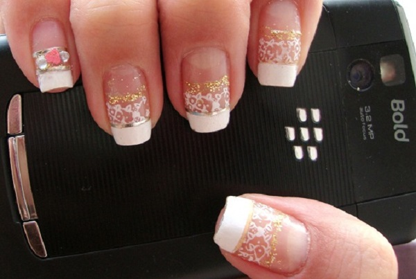 lace nail art 49