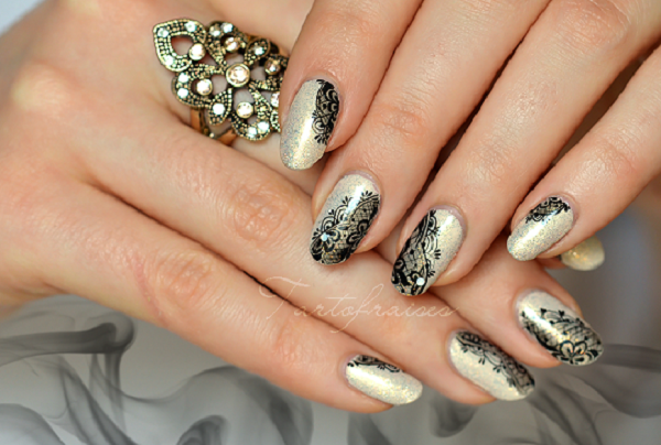 lace nail art 8
