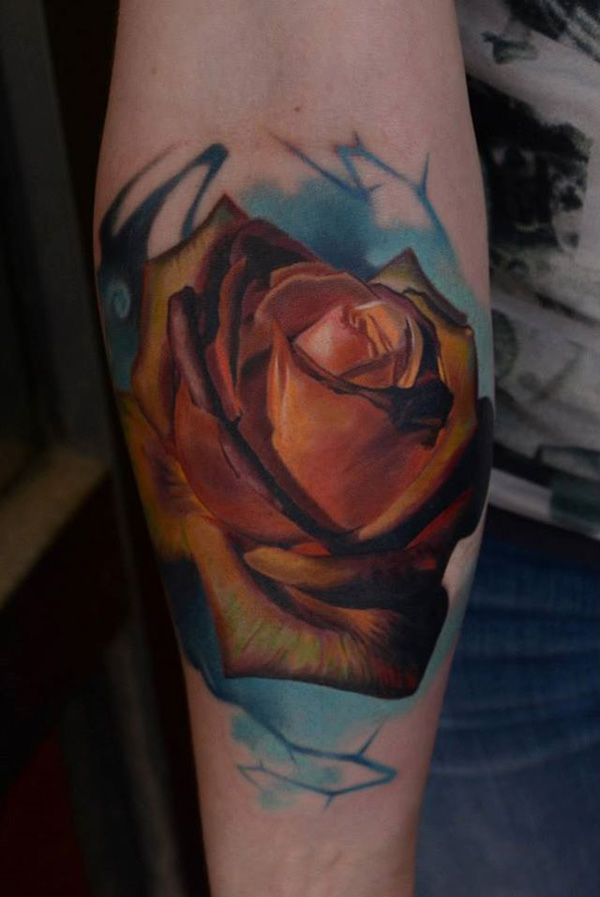 rose tattoo-1