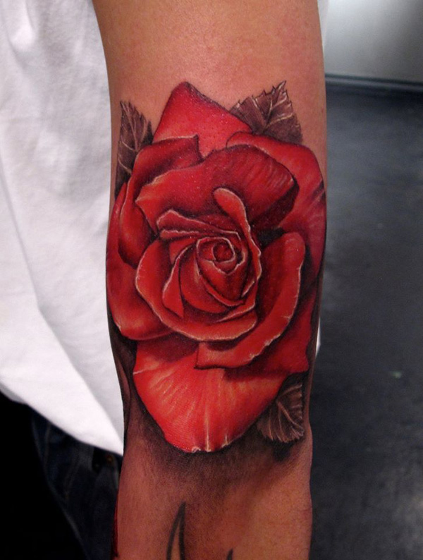rose tattoo-2