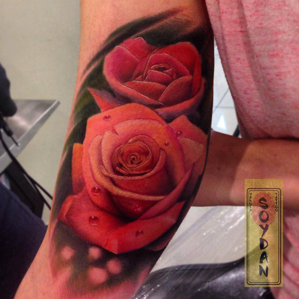 rose tattoo-3