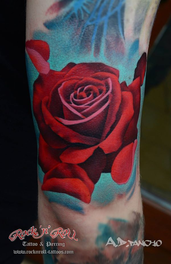 rose tattoo-4