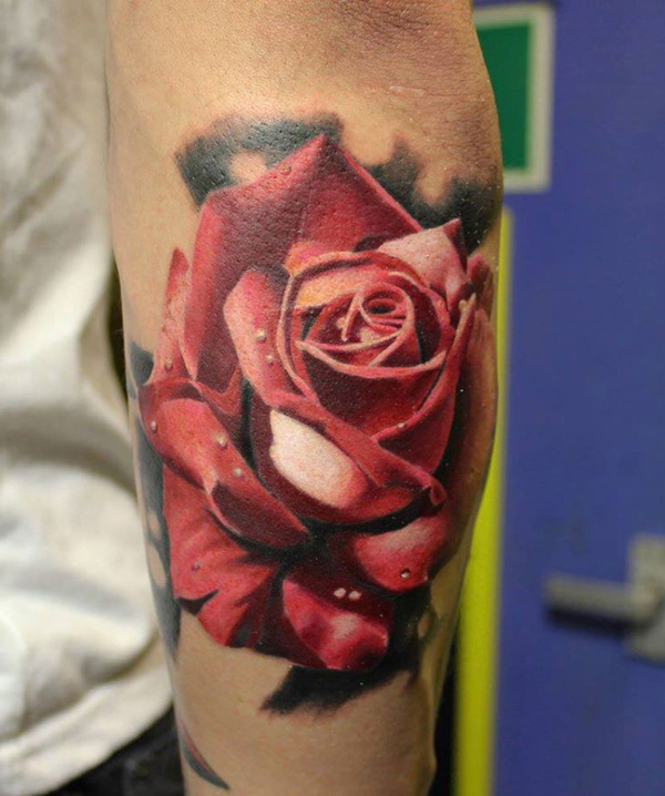 rose tattoo-5