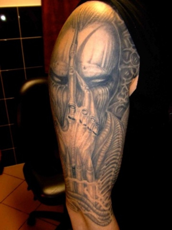 Arm Tattoo50