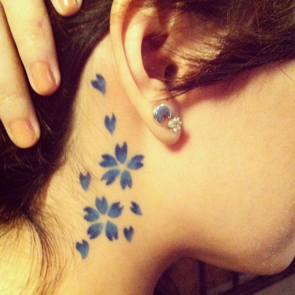 Cherry Blossom Tattoos 58