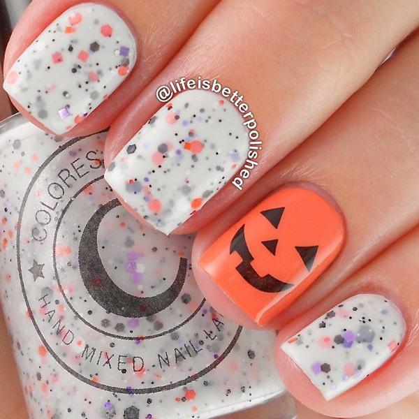 Halloween nail art-50
