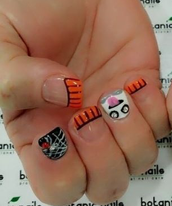 Halloween nail art-65