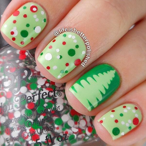 christmas nail art-36