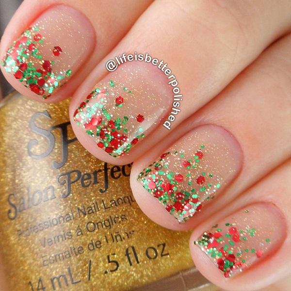 christmas nail art-37