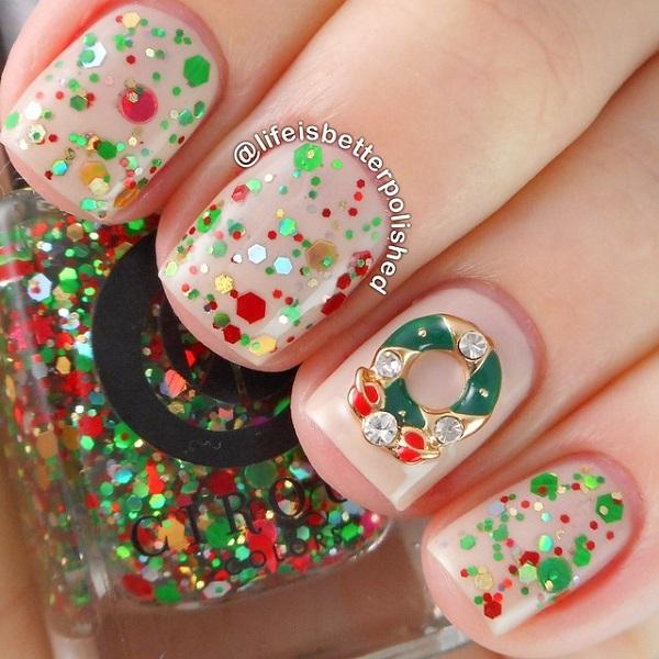 christmas nail art-60