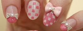 55 Bow Nail Art Ideas