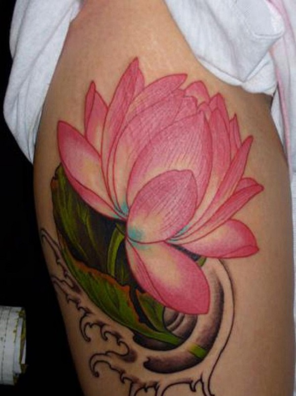 Lotus Tattoo1