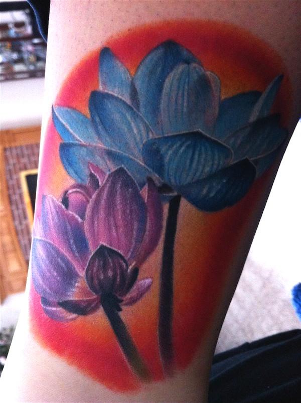 Lotus Tattoo2