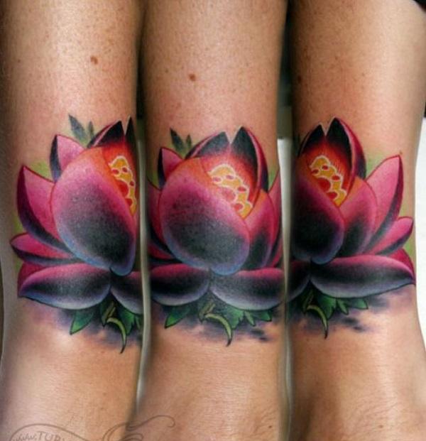 Lotus Tattoo30