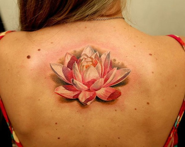 70 lotus tattoo design ideas nenuno creative a white lotus flower tattoo that is in full bloom the tattoo is predominantly white mightylinksfo