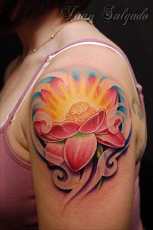 Lotus Tattoo32