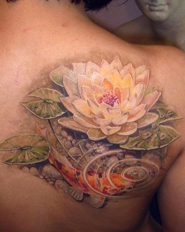 Lotus Tattoo33