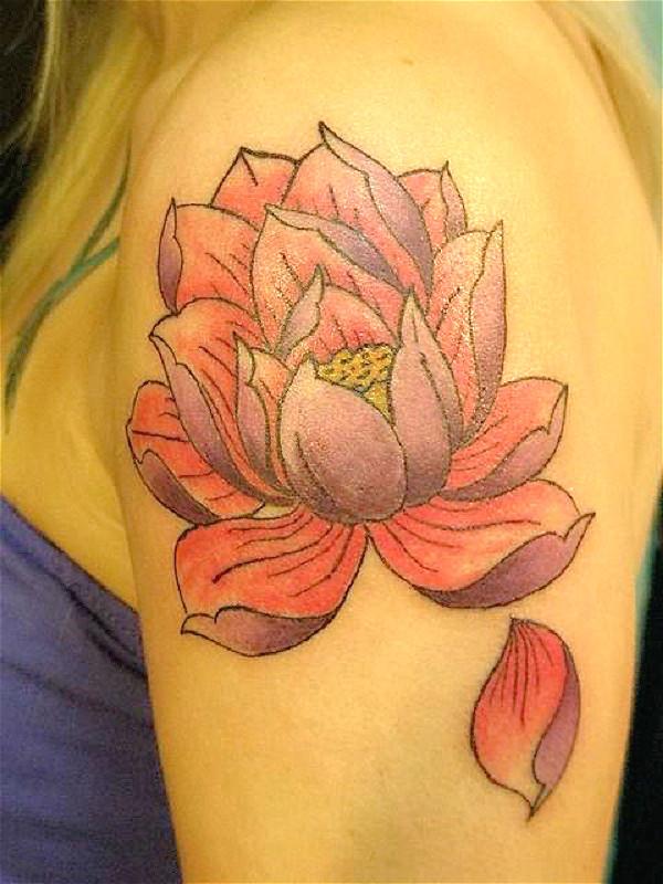 Lotus Tattoo39