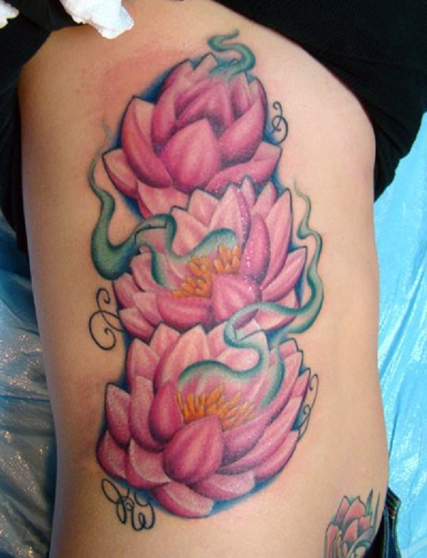 Lotus Tattoo44
