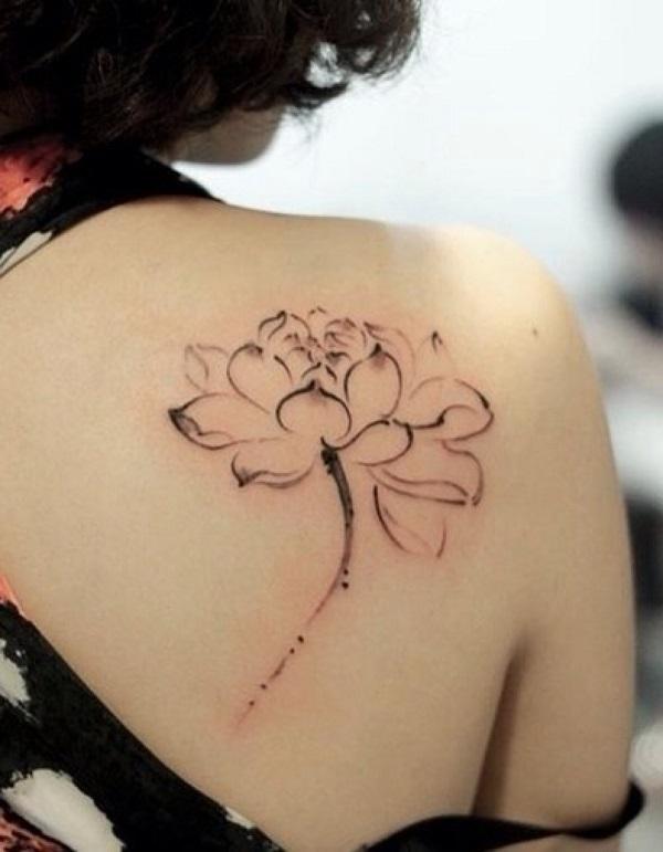 Lotus Tattoo5