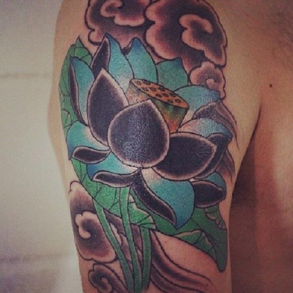 Lotus Tattoo52