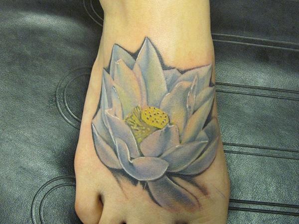 Lotus Tattoo55