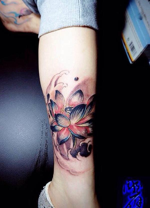 Lotus Tattoo6