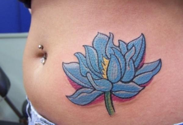 Lotus Tattoo71