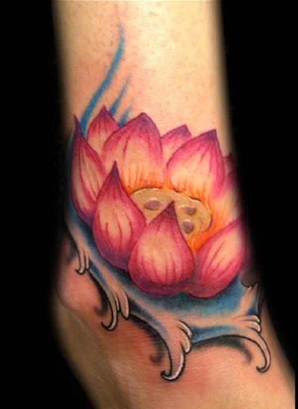 Lotus Tattoo78