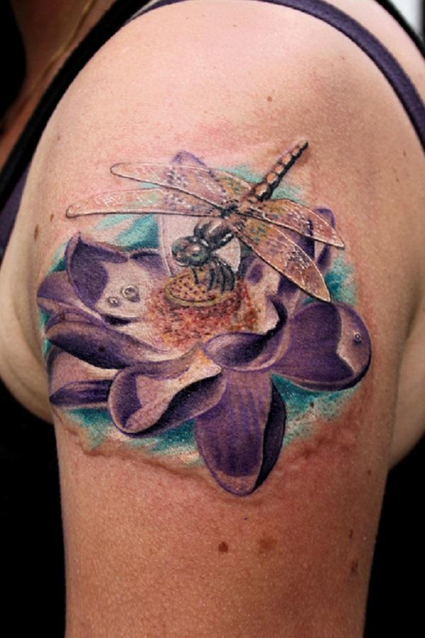 Lotus Tattoo82