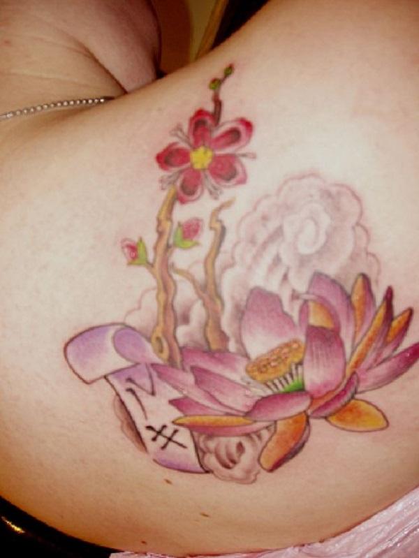 Lotus Tattoo83