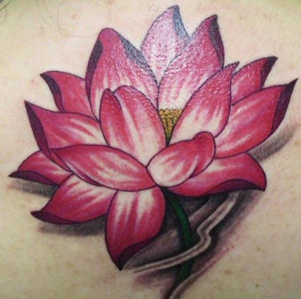 Lotus Tattoo85
