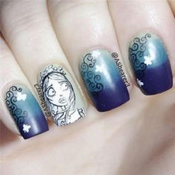 60 Ombre Nail Art Designs - nenuno creative