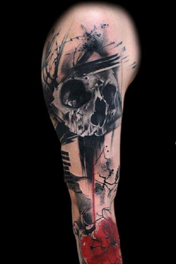 Skull Tattoos 15