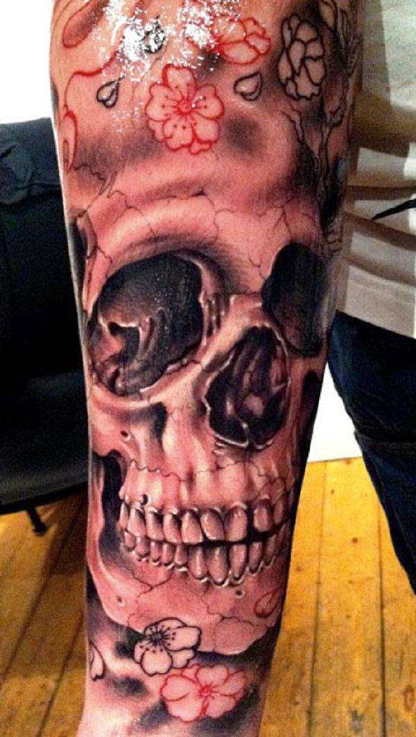 Skull Tattoos 19