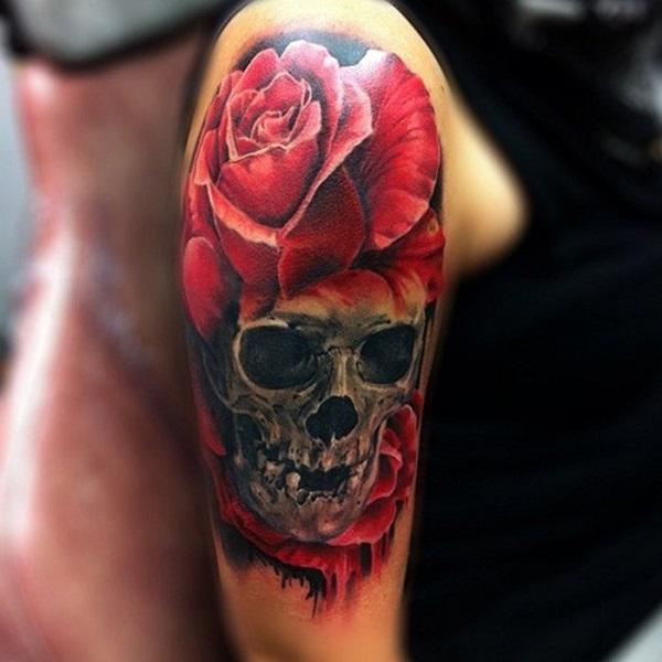 Skull Tattoos 2
