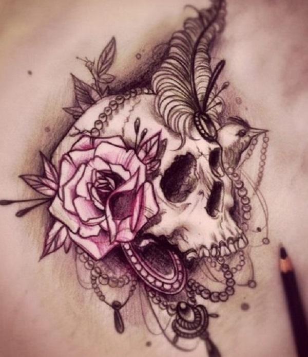 Skull Tattoos 22
