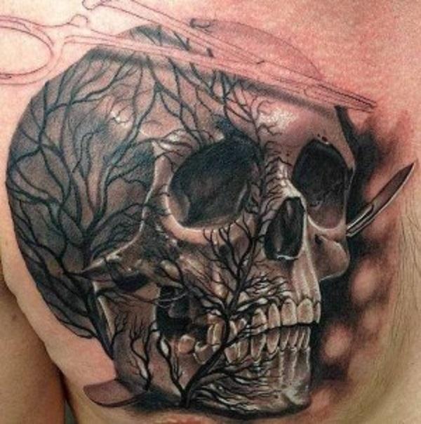 Skull Tattoos 23
