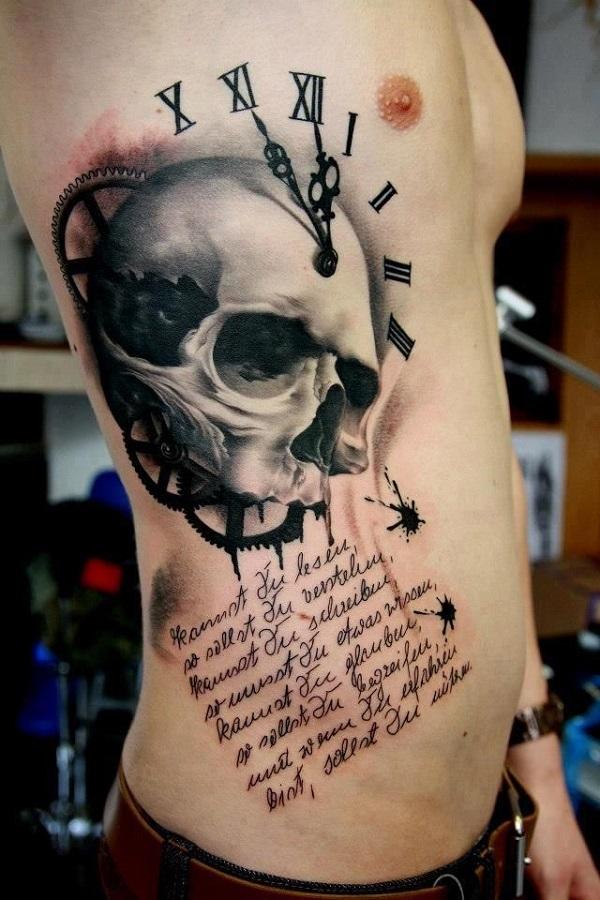 Skull Tattoos 24