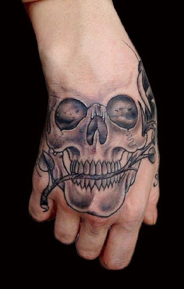 Skull Tattoos 26