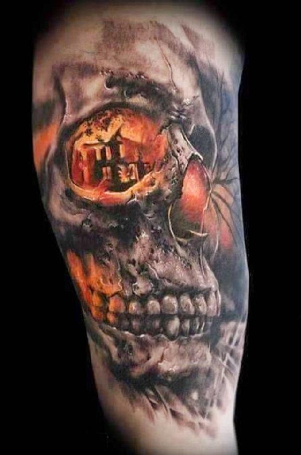 Skull Tattoos 28