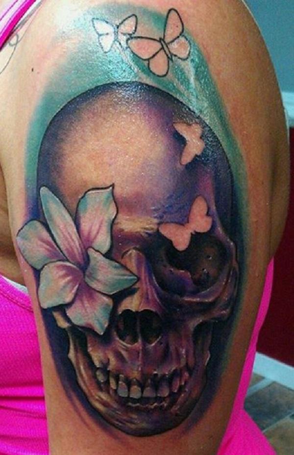 Skull Tattoos 30