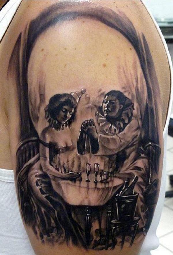 Skull Tattoos 31
