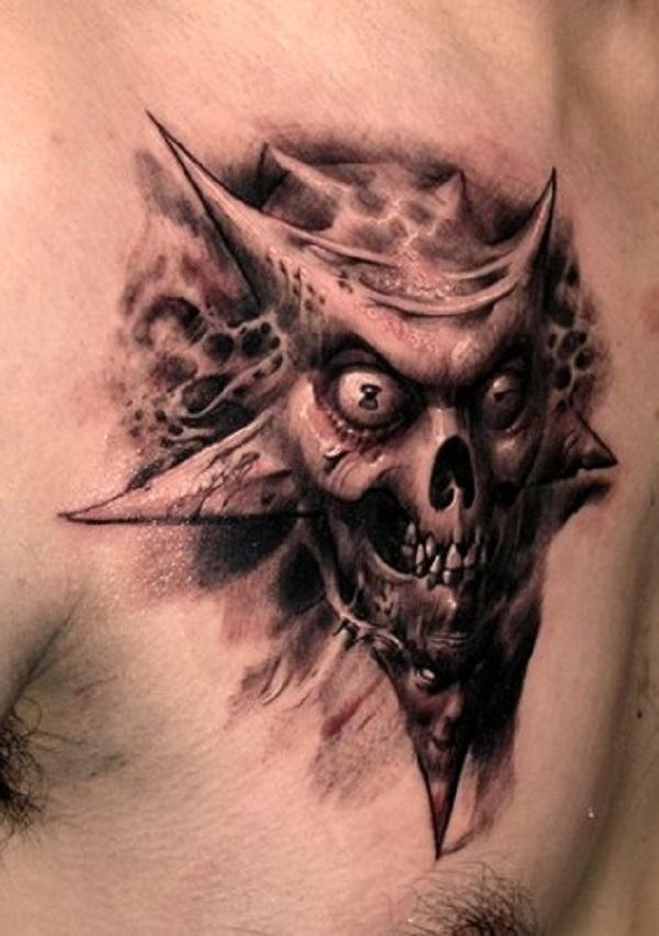 Skull Tattoos 35
