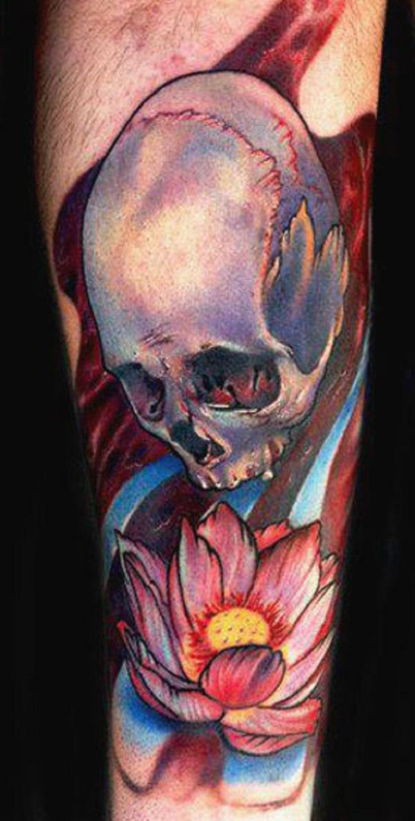 Skull Tattoos 36